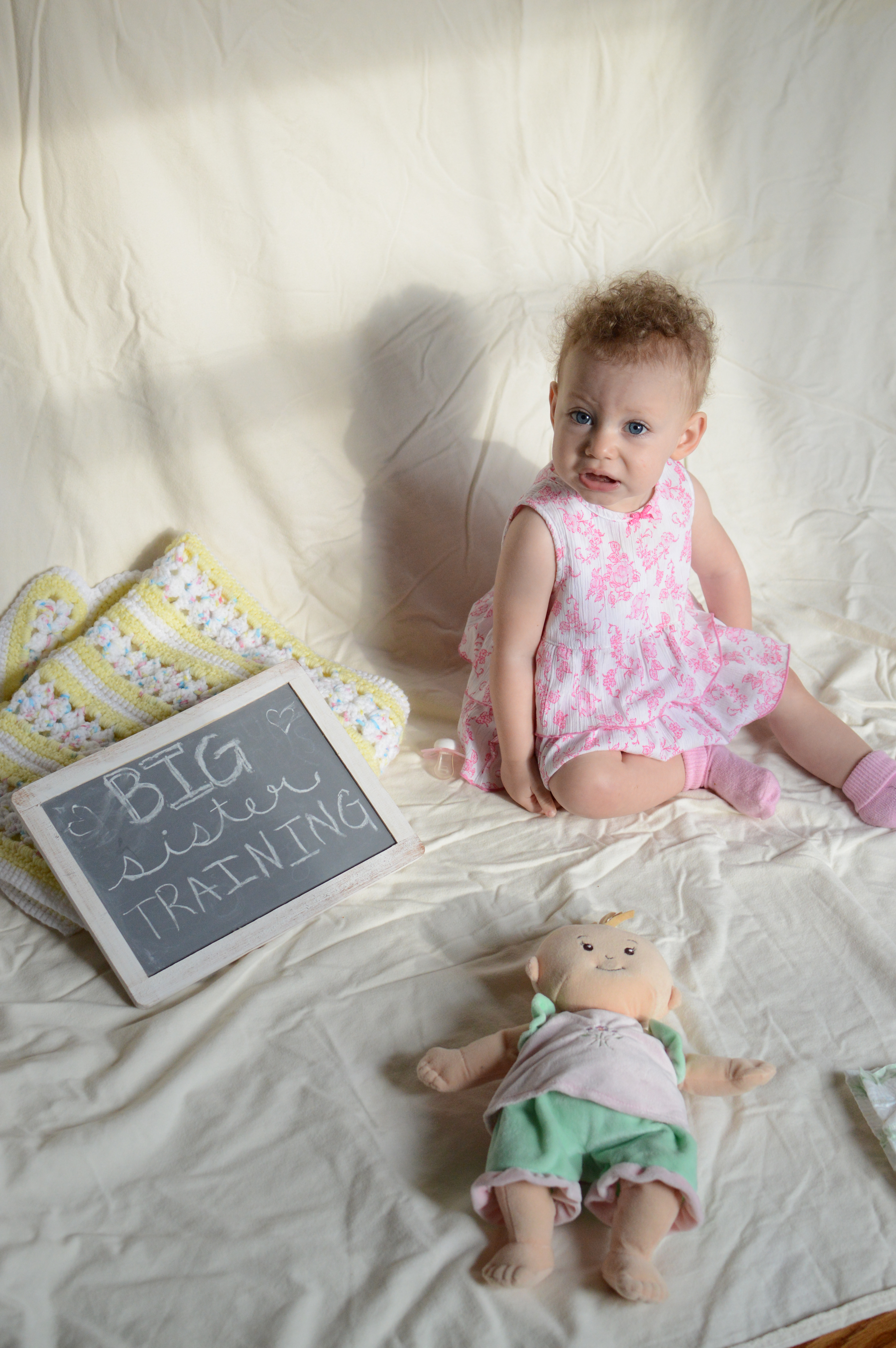 Pregnancy Announcement Outtakes. |
